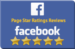 Buy facebook page 5 star reviews